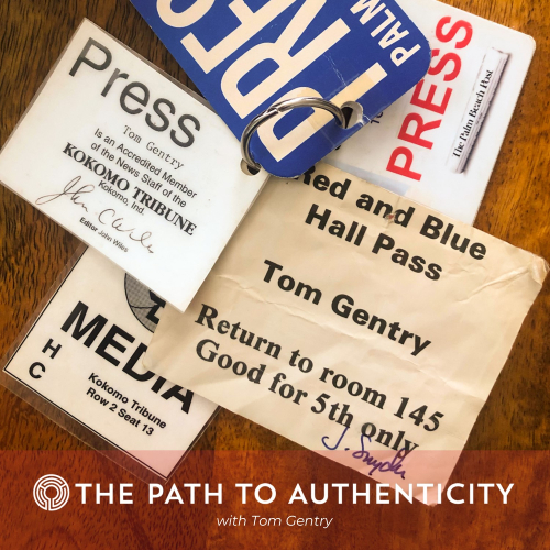 Journalism Teacher John Snyder The Path to Authenticity