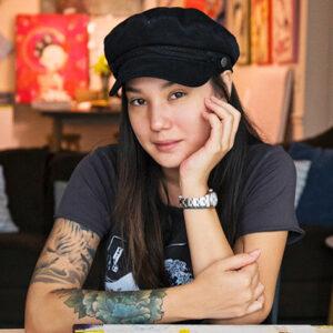 Artist Elena Øhlander - The Path to Authentiticy