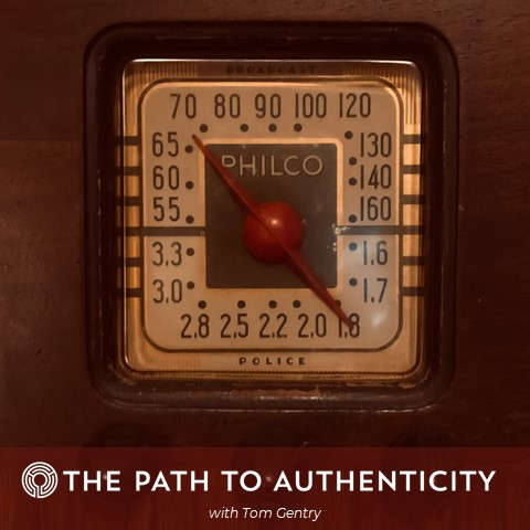 Happy New Year - The Path to Authenticity