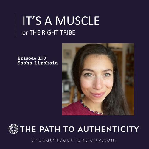 Sasha Lipskaia - The Path to Authenticity