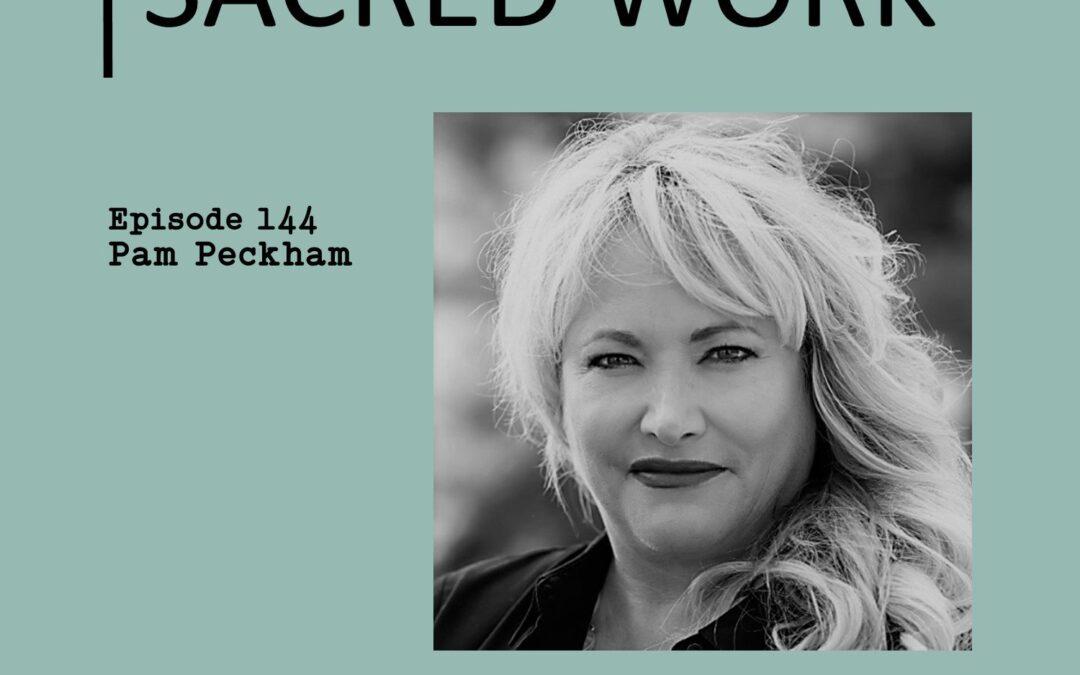 144. Psychotherapist Pam Peckham
